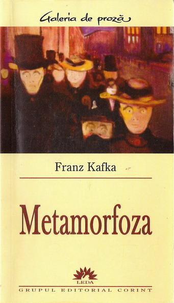 Anticariat: Franz Kafka - Metamorfoza