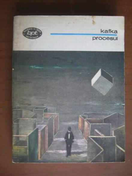 Anticariat: Franz Kafka - Procesul