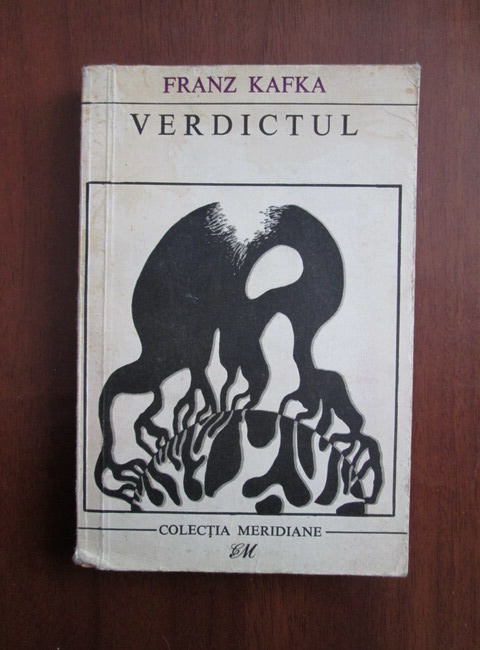 Anticariat: Franz Kafka - Verdictul