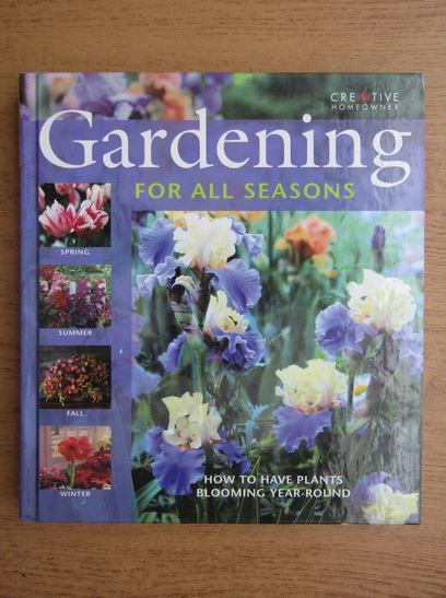 Anticariat: Gardening for all seasons