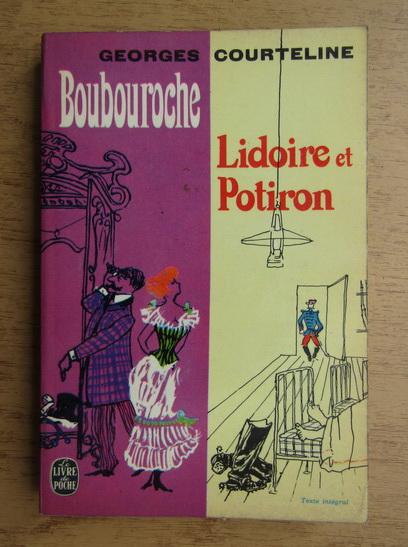 Anticariat: Georges Courteline - Boubouroche