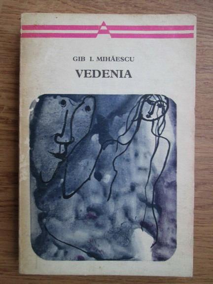 Anticariat: Gib Mihaescu - Vedenia