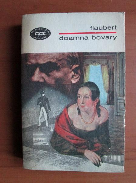 Anticariat: Gustave Flaubert - Doamna Bovary