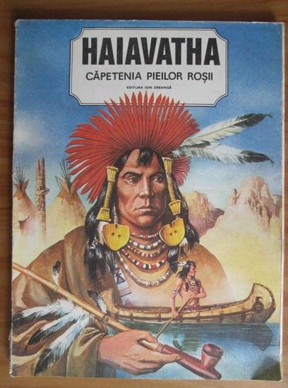 Anticariat: Haiavatha, capetenia pieilor rosii