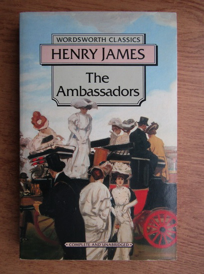 Anticariat: Henry James - The Ambassadors
