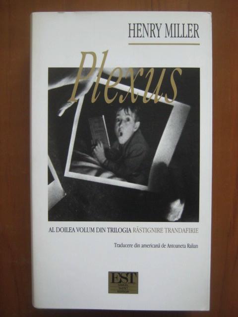 Anticariat: Henry Miller - Plexus