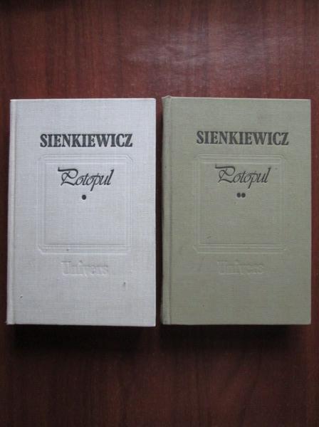 Anticariat: Henryk Sienkiewicz - Potopul (2 volume)