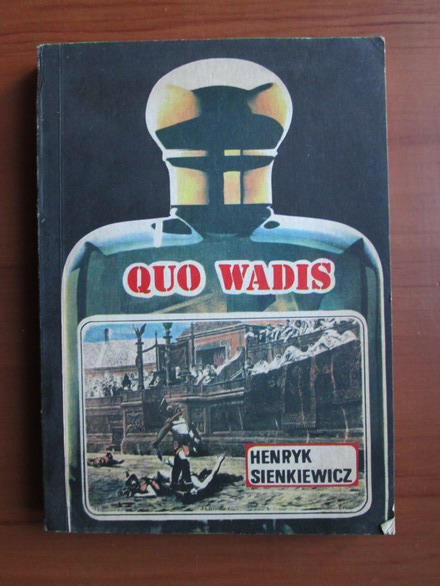 Anticariat: Henryk Sienkiewicz - Quo Wadis