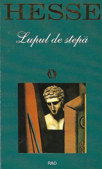 Anticariat: Hermann Hesse - Lupul de stepa