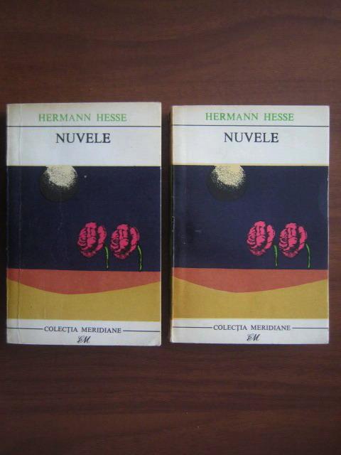 Anticariat: Hermann Hesse - Nuvele (2 volume)