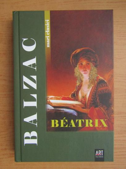 Honore de balzac beatrix cump r - Cabinet honore de balzac ...