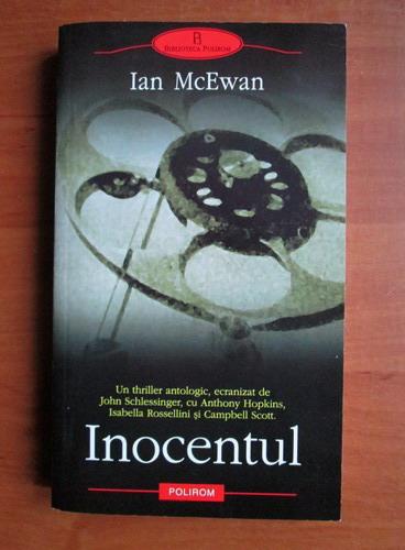 Anticariat: Ian McEwan - Inocentul