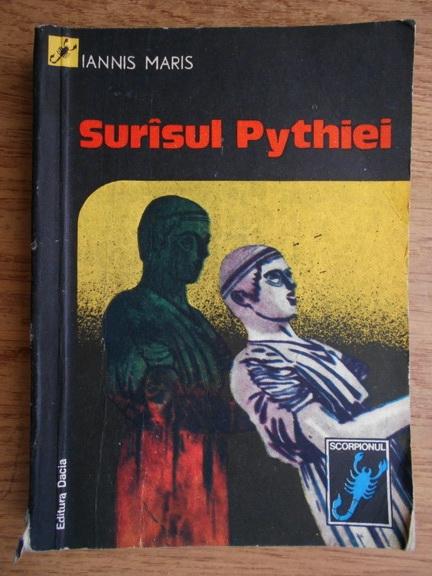 Anticariat: Iannis Maris - Surasul Pythiei