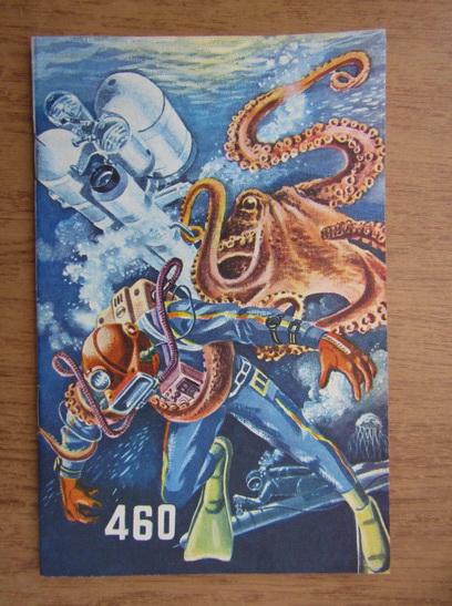 Anticariat: Igor Rosohovatski - Noaptea planctonului, nr. 460