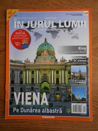 Anticariat: In jurul lumii, Viena, nr. 40, 2010