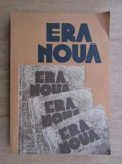 Anticariat: Ion Ardeleanu - Era noua