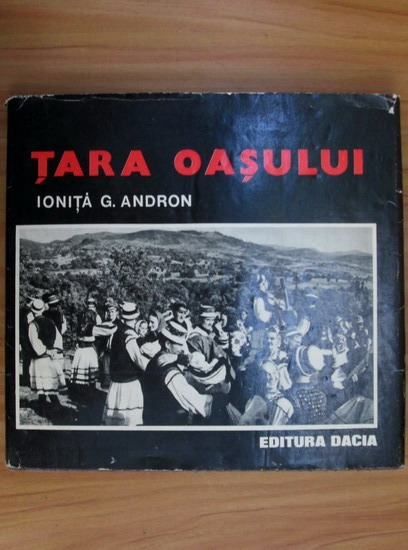 Anticariat: Ionita G. Andron - Tara Oasului