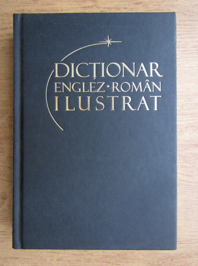 Anticariat: Irina Panovf - Dictionar englez-roman ilustrat (volumul 2)