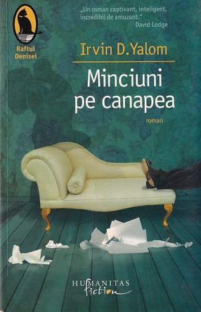 Anticariat: Irvin D. Yalom - Minciuni pe canapea