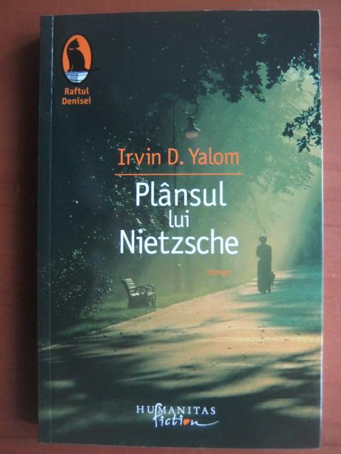 Anticariat: Irvin D. Yalom - Plansul lui Nietzsche