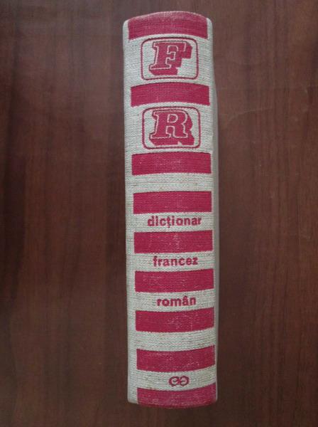 Anticariat: Iulia Giroveanu - Dictionar Francez-Roman
