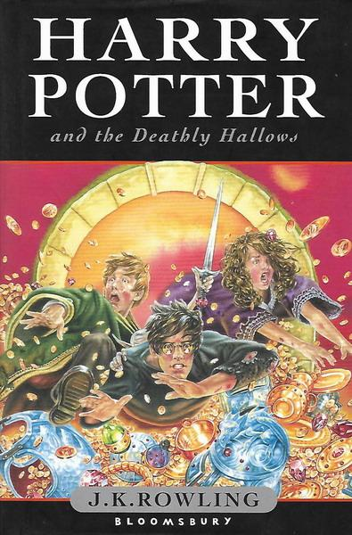 Anticariat: J. K. Rowling - Harry Potter and the Deathly Hallows