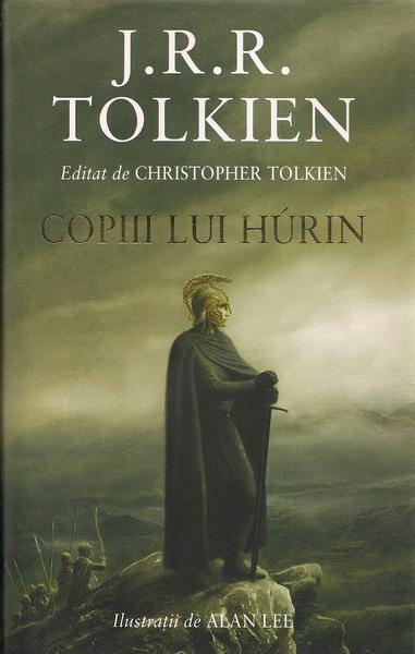 Anticariat: J. R. R. Tolkien - Copiii lui Hurin