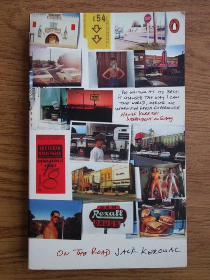 Anticariat: Jack Kerouac - On the road