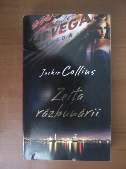 Anticariat: Jackie Collins - Zeita razbunarii