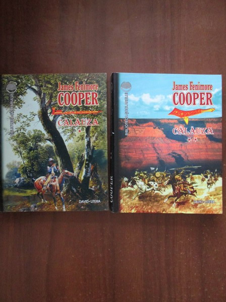 Anticariat: James Fenimore Cooper - Calauza (2 volume)