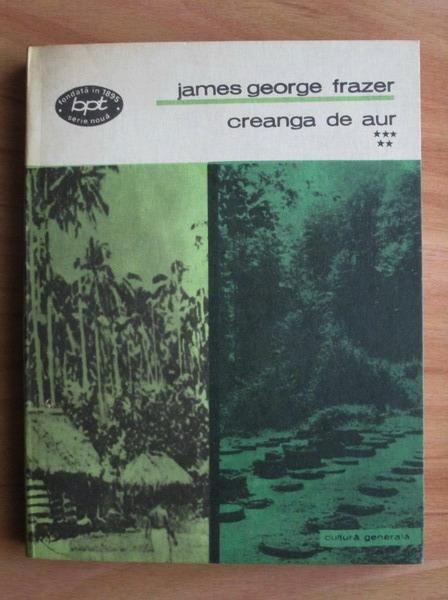 Anticariat: James George Frazer - Creanga de aur (volumul 5)