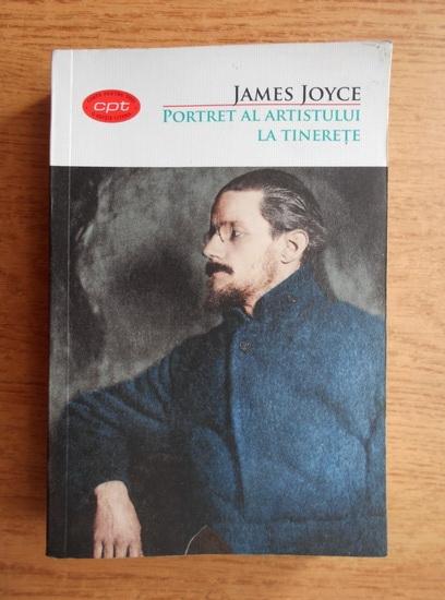 Anticariat: James Joyce - Portret al artistului la tinerete