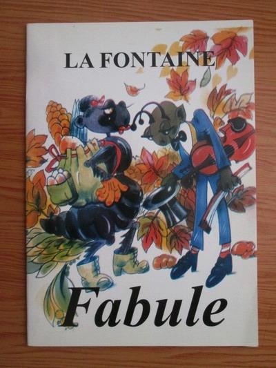 Anticariat: Jean de la Fontaine - Fabule