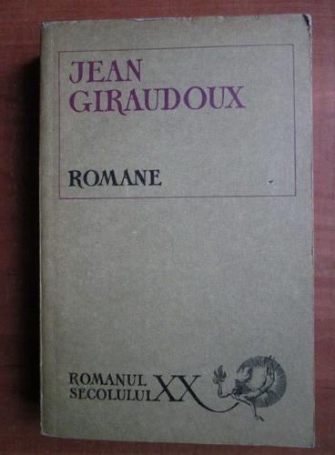 Anticariat: Jean Giraudoux - Romane