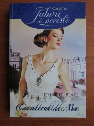 Anticariat: Jennifer Blake - Cavalerul de aur