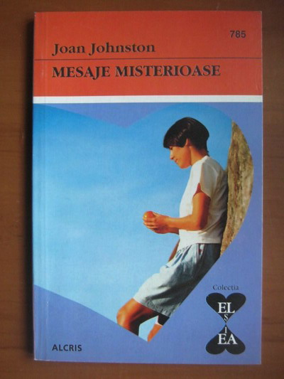 Anticariat: Joan Johnston - Mesaje misterioase