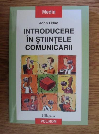 Introducere In Stiintele Comunicarii-john Fiske Pdf