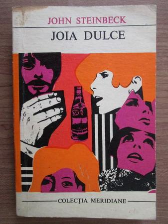Anticariat: John Steinbeck - Joia dulce