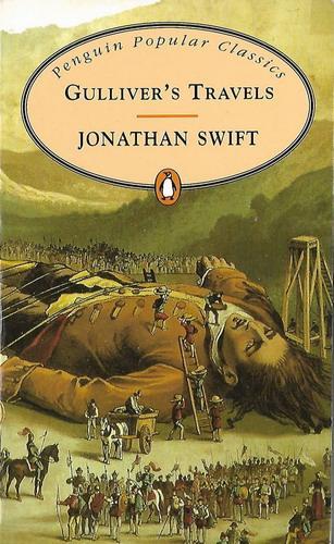 Anticariat: Jonathan Swift - Gulliver`s travels