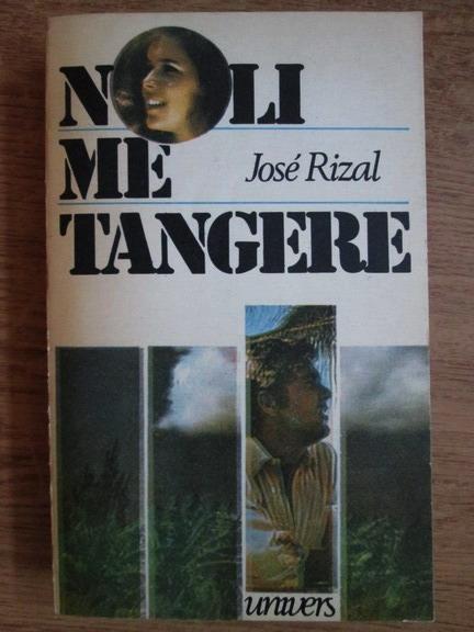 Anticariat: Jose Rizal - Noli me tangere