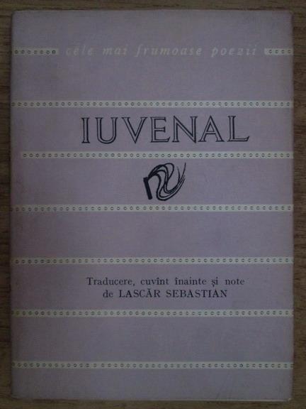 Anticariat: Juvenal (Cele mai frumoase poezii)