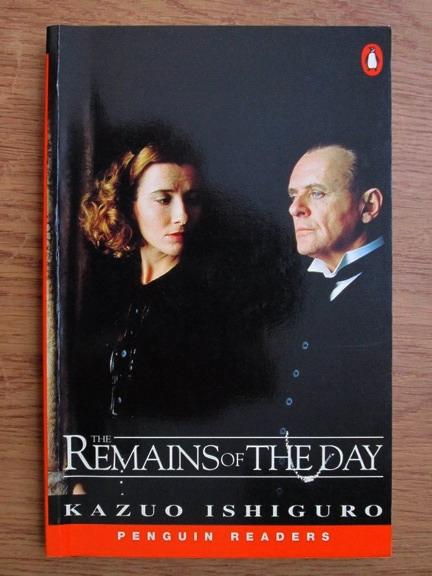 Anticariat: Kazuo Ishiguro - The remains of the day