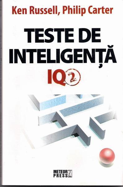 Anticariat: Ken Russell - Teste de inteligenta IQ 2