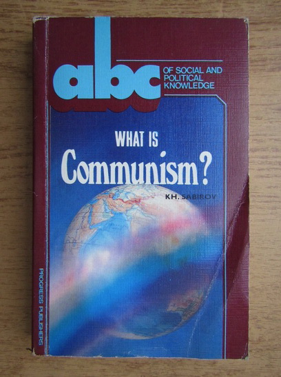 Anticariat: Kharis Sabirov - What is communism?