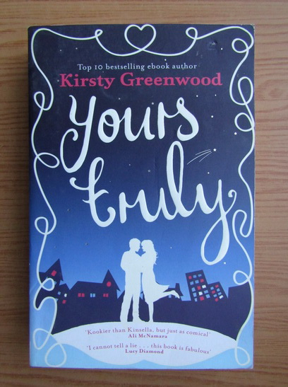Anticariat: Kirsty Greenwood - Yours Truly