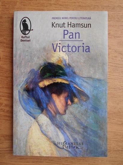 Anticariat: Knut Hamsun - Pan. Victoria