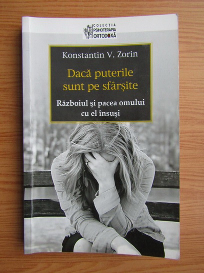Anticariat: Konstantin V. Zorin - Daca puterile sunt pe sfarsite