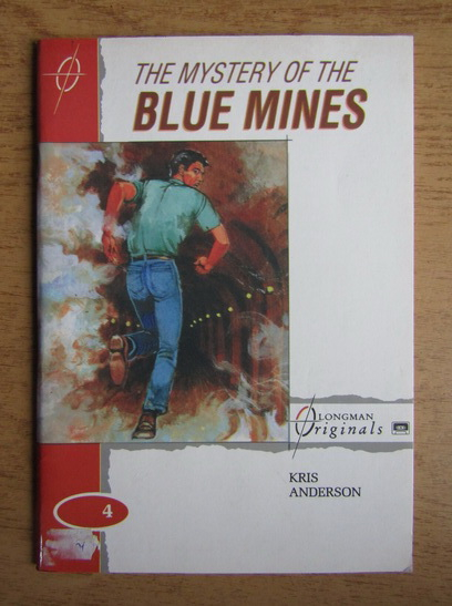 Anticariat: Kris Anderson - The mystery of the blue mines