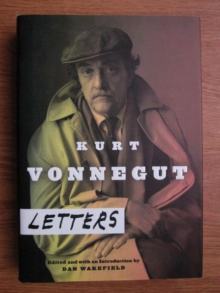 Anticariat: Kurt Vonnegut - Letters