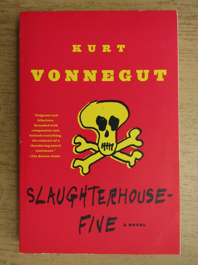 Anticariat: Kurt Vonnegut - Slaughterhouse-five